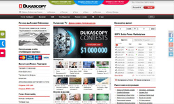 ECN счёт Dukascopy Bank SA